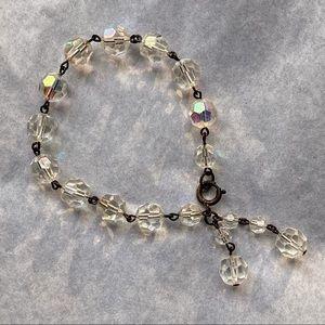 Dainty Vintage Bracelet with Dangles